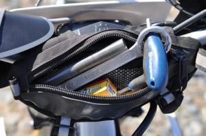 Zigzag Handlebar Bag - 2